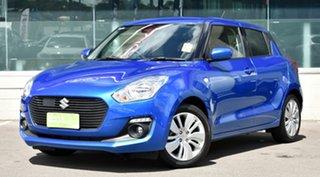2020 Suzuki Swift AZ Series II GL Navigator Speedy Blue 1 Speed Constant Variable Hatchback.