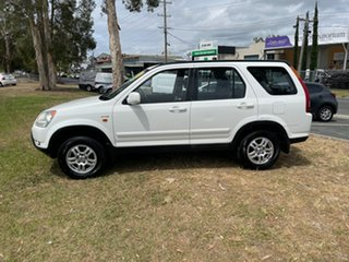2003 Honda CR-V RD MY2003 Sport 4WD White 4 Speed Automatic Wagon