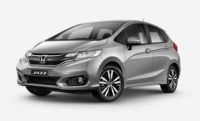 New Honda Jazz GF MY21 VTi-L Atherton, 2020 Honda Jazz GF MY21 VTi-L Silver 1 Speed Constant Variable Hatchback