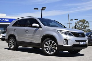 2014 Kia Sorento XM MY14 Platinum 4WD Billet Silver 6 Speed Sports Automatic Wagon.
