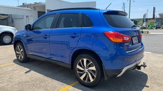 2014 Mitsubishi ASX XB MY15 LS 2WD Blue 5 Speed Manual Wagon
