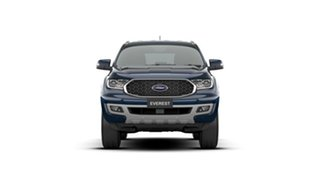 2020 Ford Everest UA II 2021.25MY Trend Deep Crystal Blue 10 Speed Sports Automatic SUV.