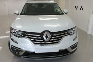 2020 Renault Koleos HZG Intens Universal White 1 Speed Constant Variable Wagon.