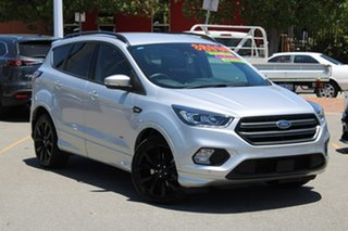2018 Ford Escape ZG 2018.75MY ST-Line Silver 6 Speed Sports Automatic SUV.