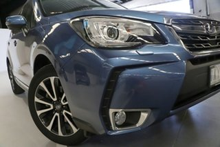 2017 Subaru Forester MY18 2.0XT Premium Blue Continuous Variable Wagon.