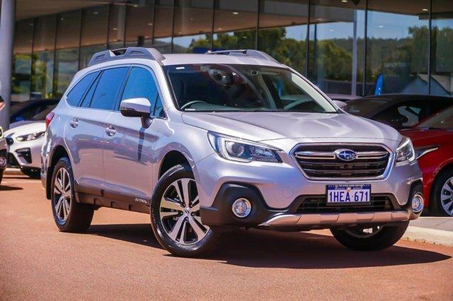 Demo Subaru Outback 2.5I Sports Premium Gosnells, 2020 Subaru Outback 5GEN 2.5i Vision Plus Silver Constant Variable SUV