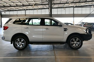 2017 Ford Everest UA MY17 Titanium Cool White 6 Speed Automatic SUV