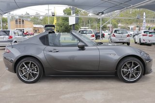 2018 Mazda MX-5 ND GT SKYACTIV-Drive Machine Grey 6 Speed Sports Automatic Roadster