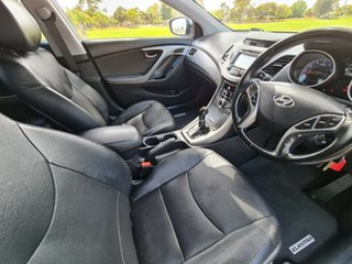 2013 Hyundai Elantra MD3 Trophy Silver 6 Speed Sports Automatic Sedan