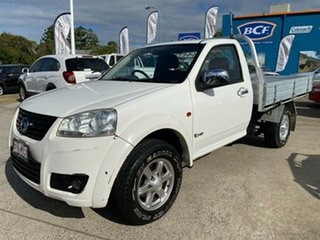 2011 Great Wall V240 K2 4x2 White 5 Speed Manual Cab Chassis.