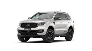 2020 Ford Everest UA II 2021.25MY Sport White 6 Speed Sports Automatic SUV.