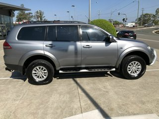 2013 Mitsubishi Challenger PC (KH) MY14 Grey 5 Speed Sports Automatic Wagon