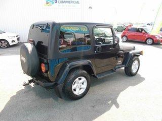 2005 Jeep Wrangler RENAGADE Black 5 Speed Manual Wagon.