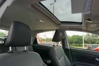 2014 Toyota Prius ZVW30R MY12 I-Tech White 1 Speed Constant Variable Liftback Hybrid
