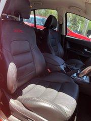 2005 Ford Falcon BA Mk II XR6 Red 4 Speed Sports Automatic Sedan