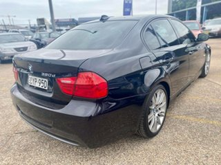 2009 BMW 3 Series E90 MY09 320d Steptronic Executive Black 6 Speed Sports Automatic Sedan
