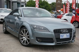 2008 Audi TT 8J MY09 S Tronic Grey 6 Speed Sports Automatic Dual Clutch Coupe.
