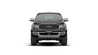 2021 Ford Everest UA II 2021.75MY Titanium Shadow Black 10 Speed Sports Automatic SUV.