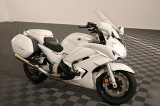 2015 Yamaha FJR1300A White Manual