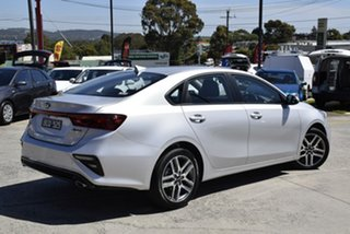 2019 Kia Cerato BD MY20 Sport Silver 6 Speed Manual Sedan