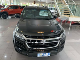 2018 Holden Colorado RG MY18 Z71 Pickup Crew Cab Mineral Black 6 Speed Sports Automatic Utility.