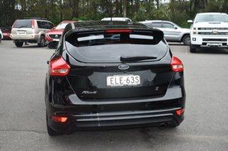 2017 Ford Focus LZ Sport Black 6 Speed Manual Hatchback