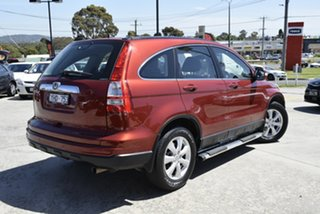 2011 Honda CR-V RE MY2011 Sport 4WD Red 5 Speed Automatic Wagon