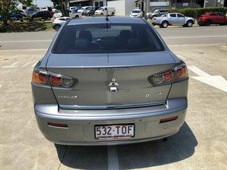 2013 Mitsubishi Lancer CJ MY13 LX Grey 5 Speed Manual Sedan