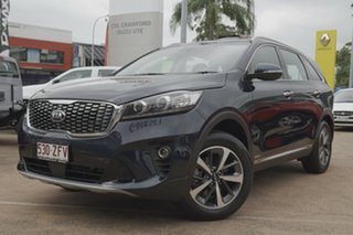 2019 Kia Sorento UM PE MY20 Sport (4x4) Blue 8 Speed Automatic Wagon.