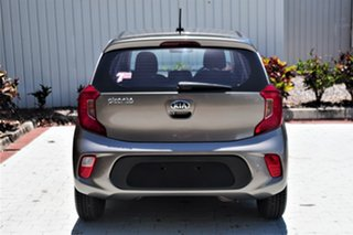 2018 Kia Picanto JA MY18 S Grey 4 Speed Automatic Hatchback