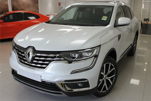 New Renault Koleos HZG Intens , 2020 Renault Koleos HZG Intens Universal White 1 Speed Constant Variable Wagon