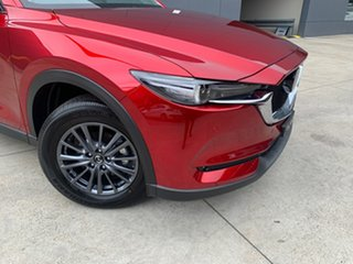 2020 Mazda CX-5 KF4WLA Touring SKYACTIV-Drive i-ACTIV AWD Soul Red Crystal 6 Speed Sports Automatic.