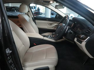 2016 BMW 5 Series F10 LCI 520d Steptronic Luxury Line Grey 8 Speed Sports Automatic Sedan