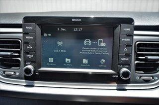 2018 Kia Rio YB MY19 S Silver 6 Speed Manual Hatchback