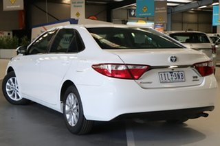 2016 Toyota Camry AVV50R MY15 Altise Hybrid Diamond White Continuous Variable Sedan.