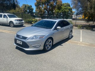 2011 Ford Mondeo MC Titanium TDCi Silver 6 Speed Sports Automatic Dual Clutch Hatchback.
