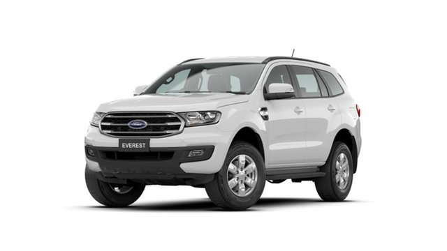 New Ford Everest UA II 2021.75MY Ambiente Dandenong, 2021 Ford Everest UA II 2021.75MY Ambiente 2fu 6 Speed Sports Automatic SUV