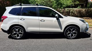 2013 Subaru Forester S4 MY14 2.0D-L AWD Pearl White 6 Speed Manual Wagon