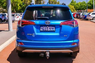 2017 Toyota RAV4 ASA44R GXL AWD Blue 6 Speed Sports Automatic Wagon