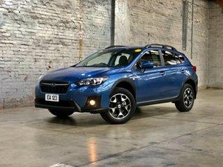 2018 Subaru XV G5X MY18 2.0i Lineartronic AWD Blue 7 Speed Constant Variable Wagon.
