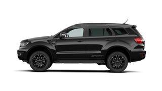 2021 Ford Everest UA II 2021.25MY Sport Shadow Black 6 Speed Sports Automatic SUV.
