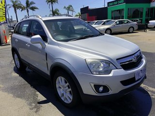 2013 Holden Captiva CG MY13 5 LT (FWD) Silver 6 Speed Automatic Wagon
