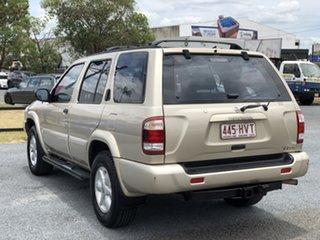 2003 Nissan Pathfinder WX II MY2003 TI Gold 4 Speed Automatic Wagon