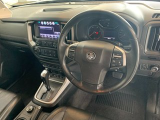 2018 Holden Colorado RG MY18 Z71 Pickup Crew Cab Mineral Black 6 Speed Sports Automatic Utility