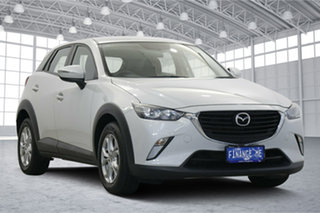 2016 Mazda CX-3 DK2W7A Maxx SKYACTIV-Drive Cream 6 Speed Sports Automatic Wagon.