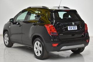 2019 Holden Trax TJ MY20 LS Black/Grey 6 Speed Automatic Wagon