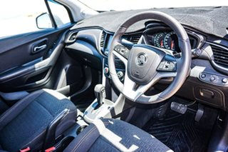 2017 Holden Trax TJ MY17 LS Grey 6 Speed Automatic Wagon