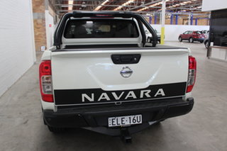 2020 Nissan Navara D23 S4 MY20 N-TREK Warrior White Diamond 7 Speed Sports Automatic Utility