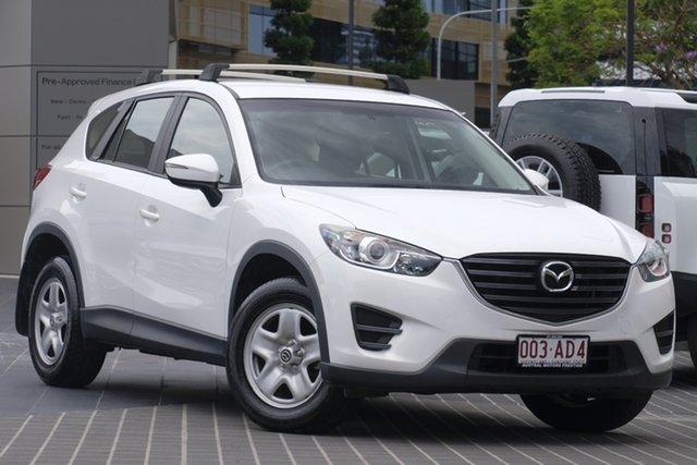 Used Mazda CX-5 KE1072 Maxx SKYACTIV-Drive Sport Newstead, 2016 Mazda CX-5 KE1072 Maxx SKYACTIV-Drive Sport White 6 Speed Sports Automatic Wagon