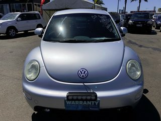 2004 Volkswagen Beetle 9C Turbo Silver 5 Speed Manual Hatchback